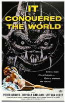 It Conquered the World 1956 DVD - Peter Graves / Beverly Garland